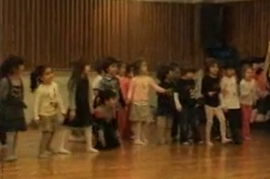 Okulöncesi Oyun Örneği: Tilki Tilki Saat Kaç