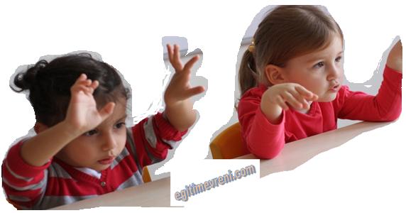 Çocuklar İçin Parmak Oyunları İndir