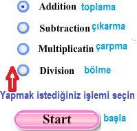 4 İşlem Online Sudoku Çöz