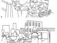 Sivil Savunma Boyama Sayfası