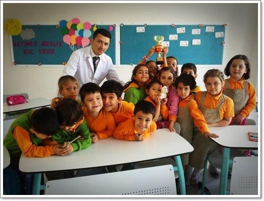 1.Sınıfa Giden Çocuğun Temizlik Eğitimi