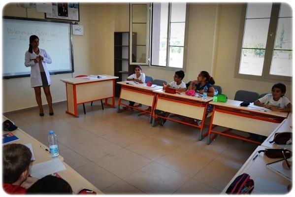 İlkokulda-yazılı-sınava-çalışmak