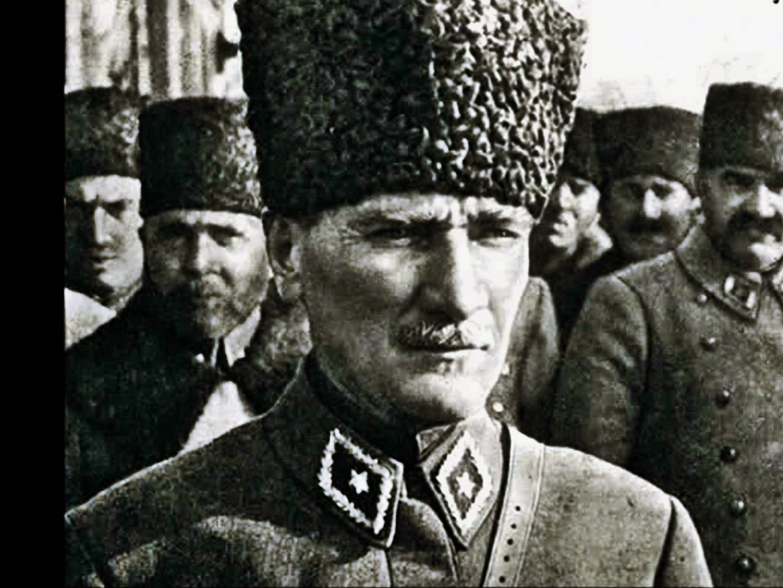 Atatürk Rеsmi vе Atаtürkün Haуatı