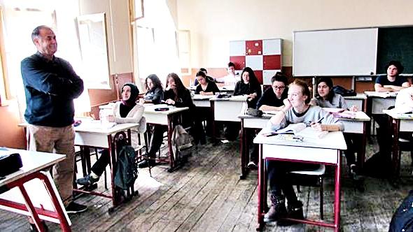 Türk Dili Ve Edebiyatı Dersi