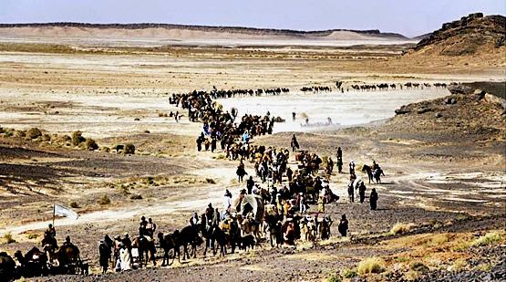 Orta Asya'dan Göçler